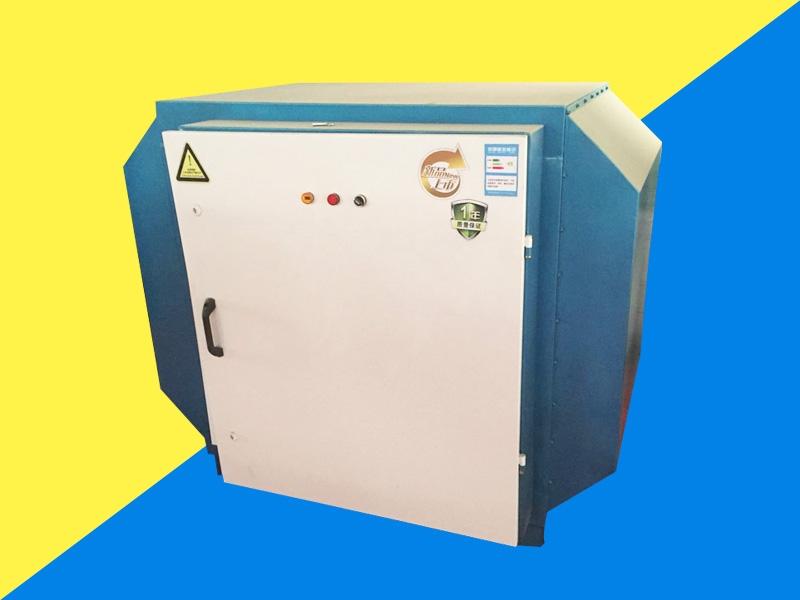 VOC废气处理之Uv光氧
