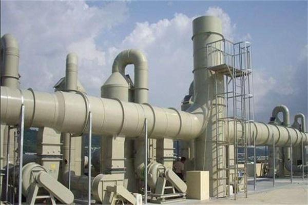 有机废气处理成套设备达到废气排放达标的设备介绍